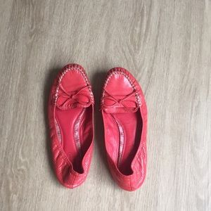 Coach shoes flats size 7.5